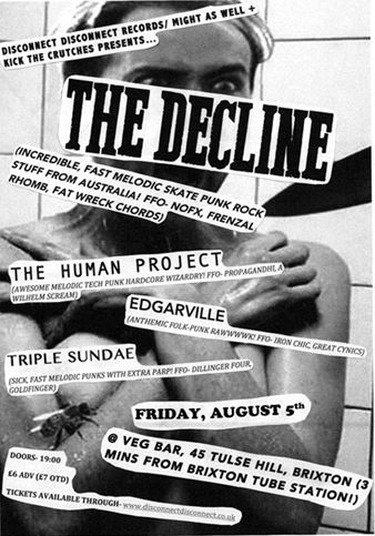 The Decline Flyer