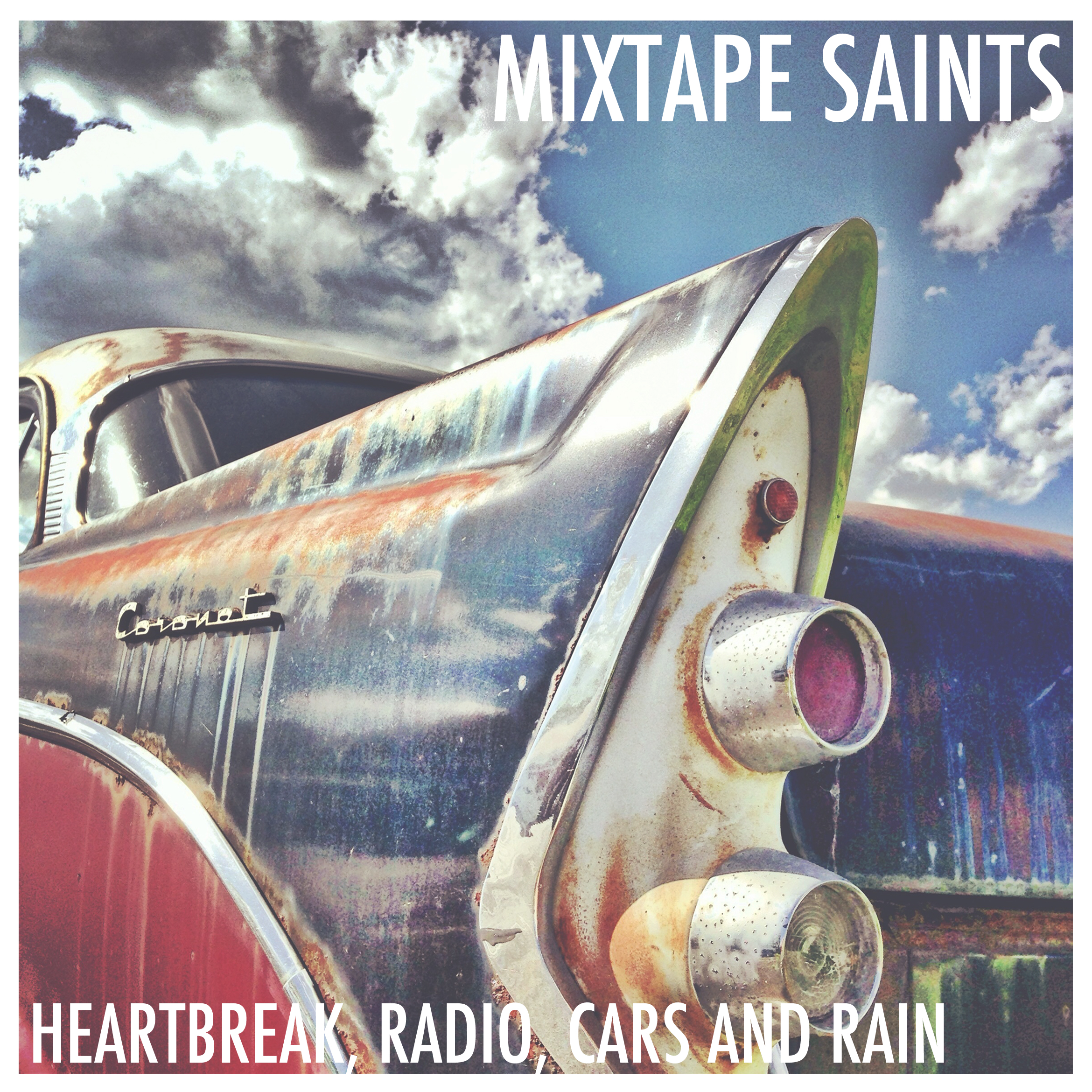 Heartbreak, Radio, Cars and Rain